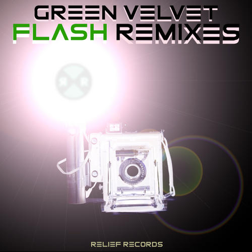 Album Art - Flash Remixes