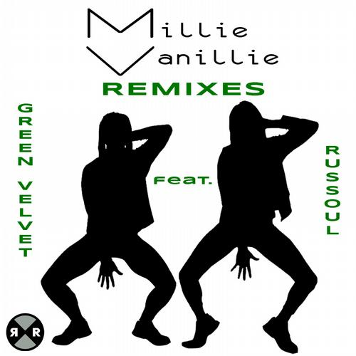 Album Art - Millie Vanillie Remixes