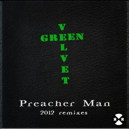 Album Art - Preacher Man 2012 Remixes
