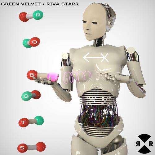 Album Art - Robot Remixes