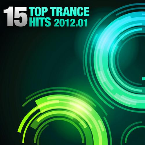 Album Art - 15 Top Trance Hits 2012.01