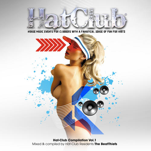 Album Art - Hat Club (Mixed & Compiled by The BeatThiefs)