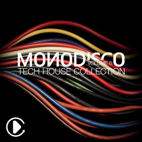 Album Art - Monodisco Volume 6