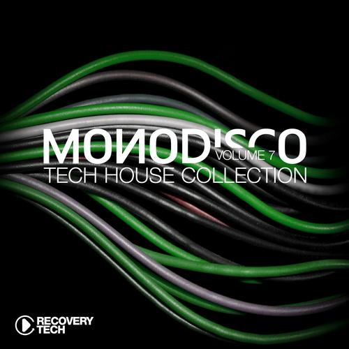 Album Art - Monodisco Volume 7