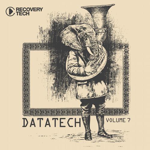 Datatech Volume 7 Album Art