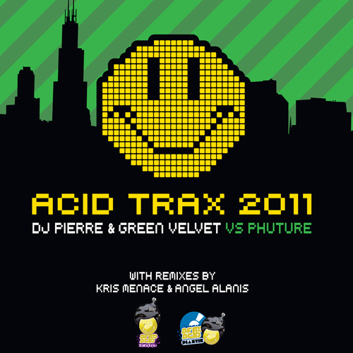 Album Art - Acid Trax 2011