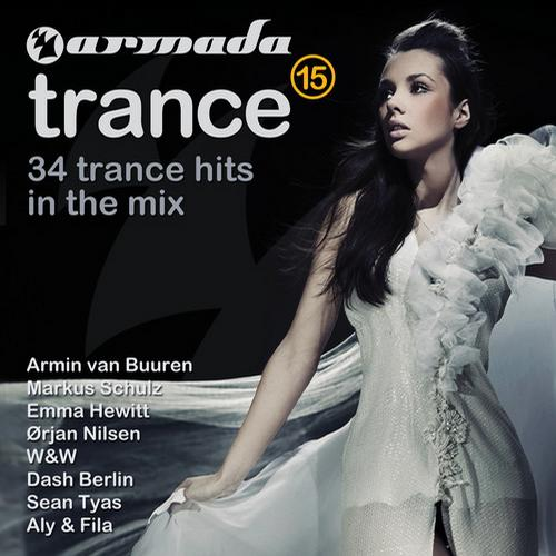 Album Art - Armada Trance, Vol. 15