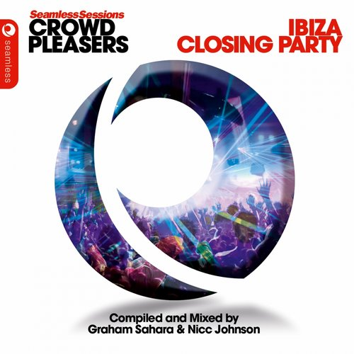 Album Art - Seamless Sessions Crowd Pleasers - Ibiza Closing Party