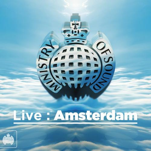 Album Art - Ministry of Sound Live: Amsterdam