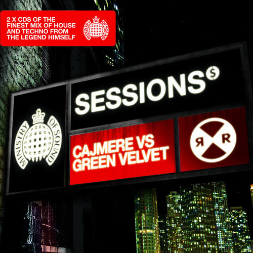 Album Art - Cajmere vs. Green Velvet Sessions