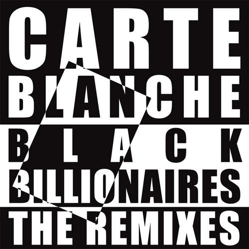Album Art - Black Billionaires - The Remixes