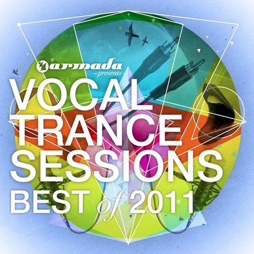 Album Art - Vocal Trance Sessions - Best Of 2011