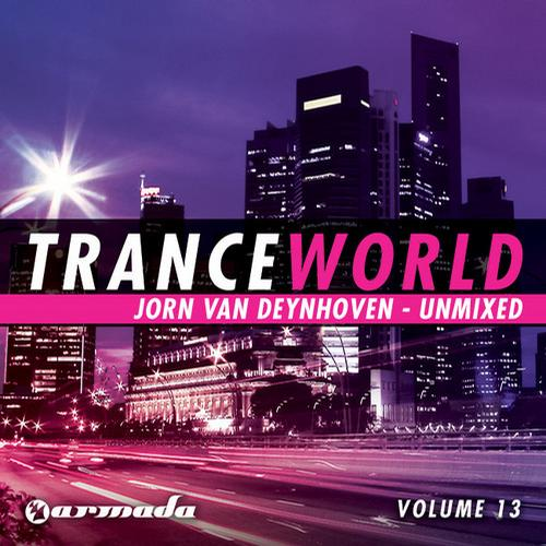 Album Art - Trance World Volume 13 (Unmixed)