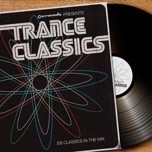 Album Art - Trance Classics - Unmixed