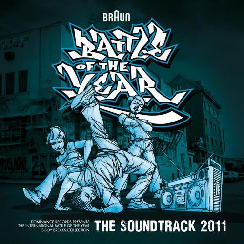 Album Art - International Battle Of The Year 2011 - The Soundtrack