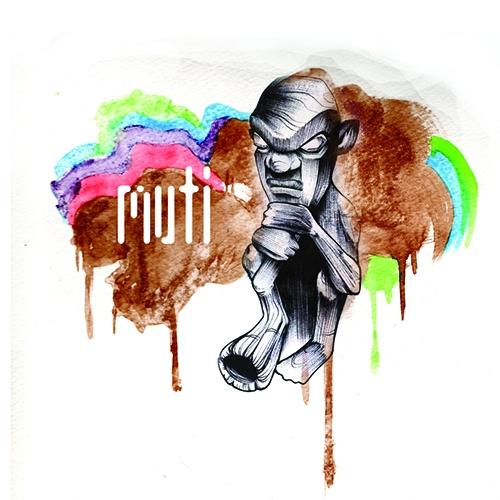 Album Art - Urban Intent