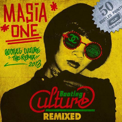 Album Art - Bootleg Culture Remixed