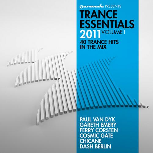Album Art - Trance Essentials 2011 Volume 1 - 40 Trance Hits In The Mix