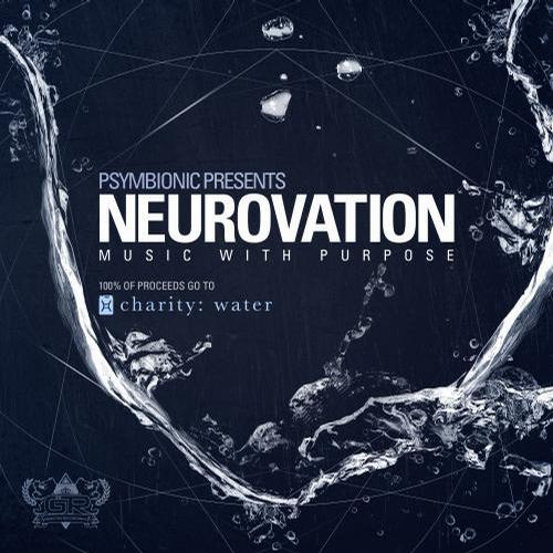 Album Art - Psymbionic Presents: Neurovation