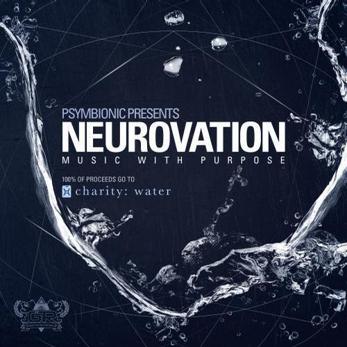 Psymbionic Presents: Neurovation Album Art