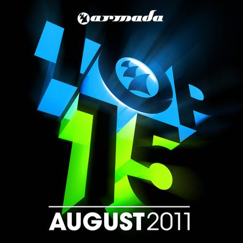 Album Art - Armada Top 15 - August 2011