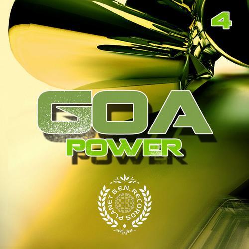 Album Art - Goa Power Vol. 4 (Finest Full-On PsyTrance Selection)