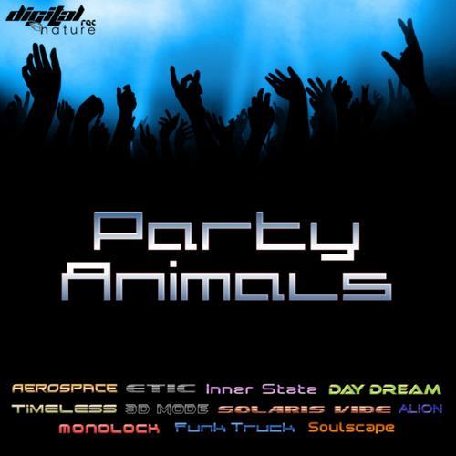 Album Art - Party Animals