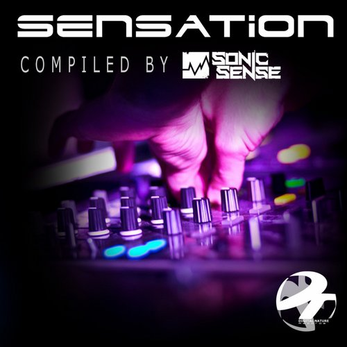 Album Art - Sensation (Compiled by Sonic Sense)
