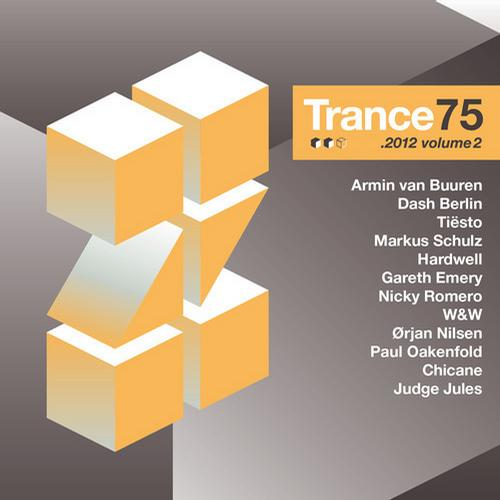 Album Art - Trance 75 - 2012, Vol. 2 (Unmixed)