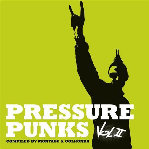 Album Art - Pressure Punks Volume 2