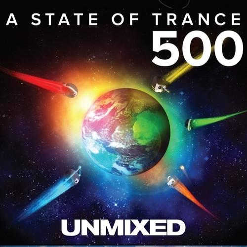 Album Art - A State Of Trance 500 - Unmixed