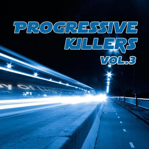 Album Art - Progressive Killers Volume 3