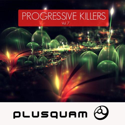 Album Art - Progressive Killers Volume 7