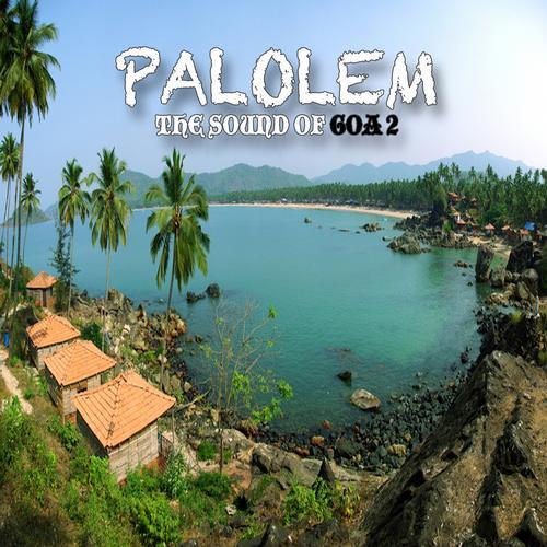 Paolem - The Sound Of Goa 2 Album Art
