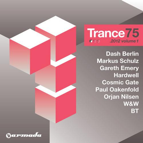 Album Art - Trance 75 - 2012, Vol. 1