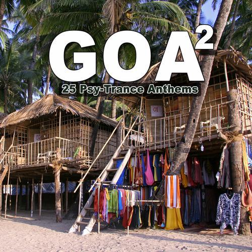 Album Art - Goa 2 - 25 Psy-Trance Anthems
