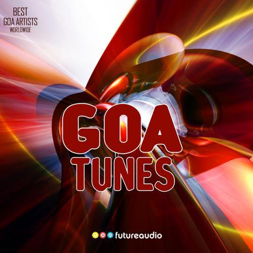 Album Art - Goa Tunes Volume 01 (High Quality Pychedelic Goa and Trance Anthems)