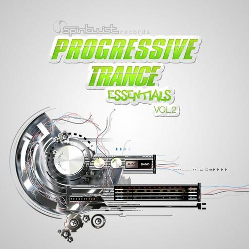 Album Art - Progressive Trance Essentials Vol.2