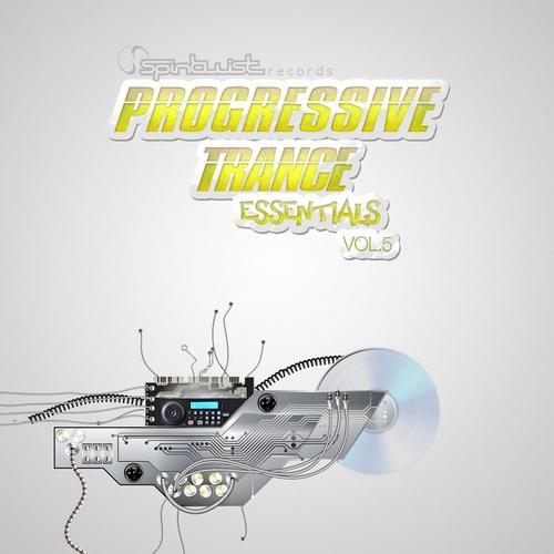 Album Art - Progressive Trance Essentials, Vol. 5