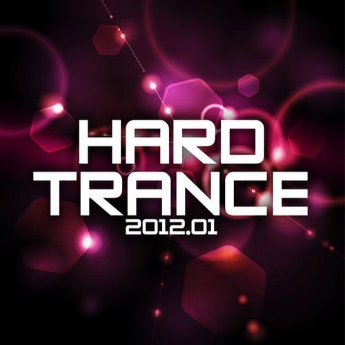 Album Art - Hard Trance 2012-01