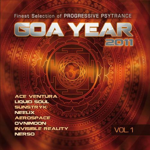 Album Art - Goa Year 2011 - Vol. 1
