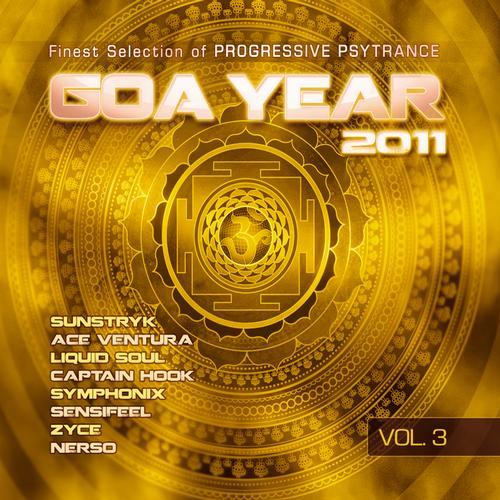 Album Art - Goa Year 2011, Volume 3