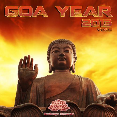 Album Art - Goa Year 2013, Vol. 8
