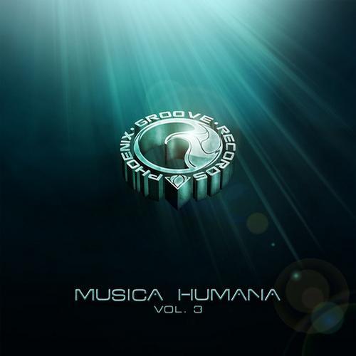Musica Humana Vol.3 Album Art