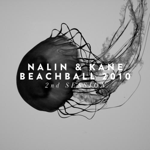 Album Art - Beachball 2010 (2nd Session)