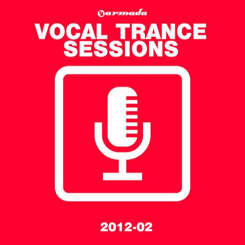 Album Art - Armada Vocal Trance Sessions 2012 - 02