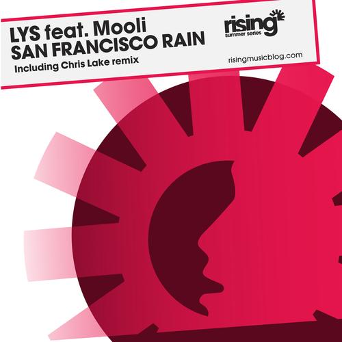 Album Art - San Francisco Rain