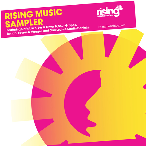 Album Art - Rising Music Sampler