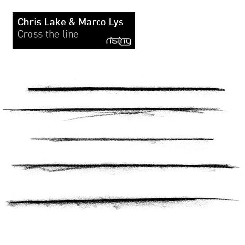 Album Art - Cross The Line - Single