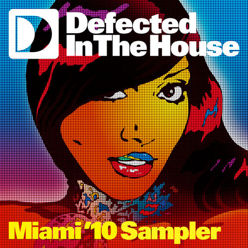 Album Art - Defected In The House Miami '10 Mixed By Riva Starr Sampler